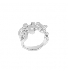BACH JEWELLERY GNARLY RING BA-R-008-S